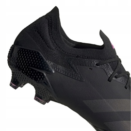 Buty piłkarskie adidas Predator Mutator 20.1 L Fg EH2884 czarne czarne 4