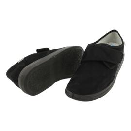 Befado obuwie męskie  pu  036M007 czarne 4