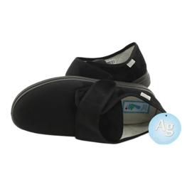 Befado obuwie męskie  pu  036M007 czarne 5