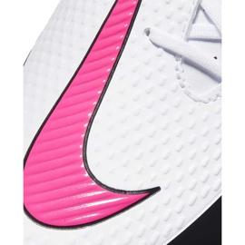 Buty piłkarskie Nike Phantom Gt Club Tf CK8469 160 białe 5