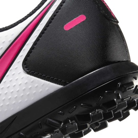 Buty piłkarskie Nike Phantom Gt Club Tf CK8469 160 białe 6