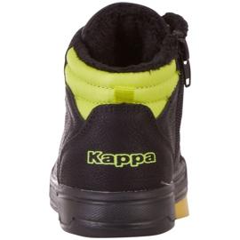 Buty Kappa Grafton Jr 260826T 1133 białe czarne 3