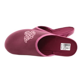 Befado kolorowe obuwie damskie pu 235D158 wielokolorowe różowe 5