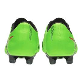 Buty piłkarskie Nike Phantom Venom Elite Fg M AO7540 306 zielone wielokolorowe 1