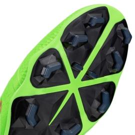 Buty piłkarskie Nike Phantom Venom Elite Fg M AO7540 306 zielone wielokolorowe 4