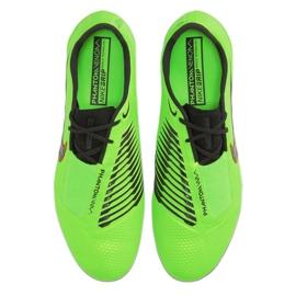 Buty piłkarskie Nike Phantom Venom Elite Fg M AO7540 306 zielone wielokolorowe 5