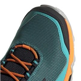 Buty adidas Terrex Eastrail FV6860 czarne pomarańczowe niebieskie 5
