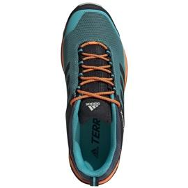 Buty adidas Terrex Eastrail FV6860 czarne pomarańczowe niebieskie 2