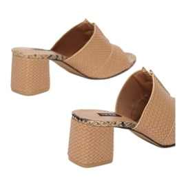 Vices 3392-42-beige beżowy 1