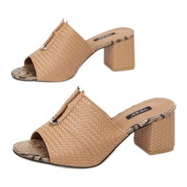 Vices 3392-42-beige beżowy 2