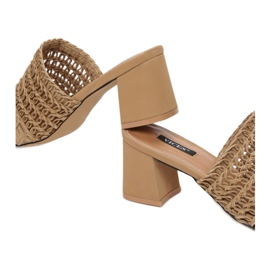 Vices 3409-42-beige beżowy 1