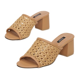 Vices 3393-42-beige beżowy 1