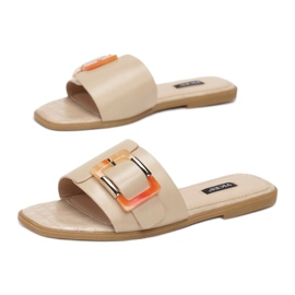 Vices 7356-42-beige beżowy 1