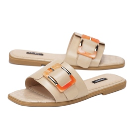 Vices 7356-42-beige beżowy 2