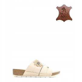 Vices 3257-14 Beige 36 41 beżowy 1