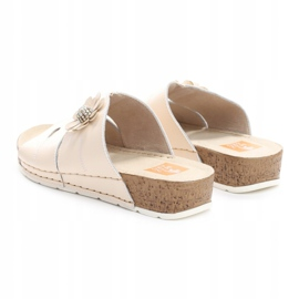 Vices 3257-14 Beige 36 41 beżowy 2