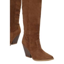 Vices T135-54-brown brązowe 1