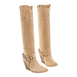 Vices 3323-42-beige beżowy 2