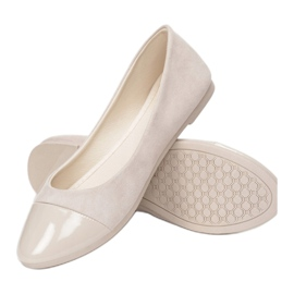 Vices JB057-42-beige beżowy 2