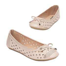 Vices 3370-42-beige beżowy 2