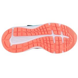 Buty Asics Pre Excite 6 Ps Jr 1014A094-500 fioletowe pomarańczowe 3