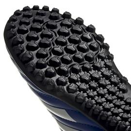 Buty piłkarskie adidas Copa 20.4 Tf Jr EH0931 wielokolorowe niebieskie 5