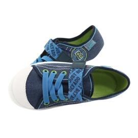 Befado obuwie dziecięce 251X130 niebieskie 5