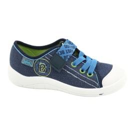 Befado obuwie dziecięce 251X130 niebieskie 1