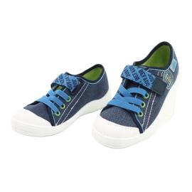 Befado obuwie dziecięce 251X130 niebieskie 3