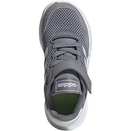 Buty adidas Archivo Jr EH0532 szare zielone 1