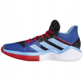 Buty do koszykówki adidas Harden Steapback M FW8482 wielokolorowe niebieskie 1