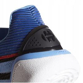 Buty do koszykówki adidas Harden Steapback M FW8482 wielokolorowe niebieskie 2