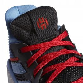 Buty do koszykówki adidas Harden Steapback M FW8482 wielokolorowe niebieskie 5