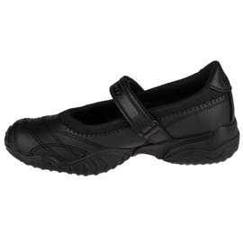 Buty Skechers Velocity-Pouty Jr 81264L-BLK czarne 1