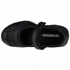 Buty Skechers Velocity-Pouty Jr 81264L-BLK czarne 2