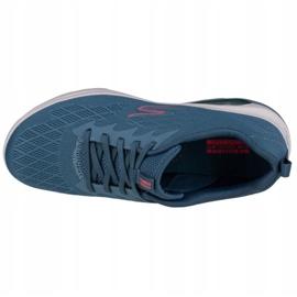 Buty Skechers Go Walk Air-Windchill W 16098-BLCL niebieskie 2