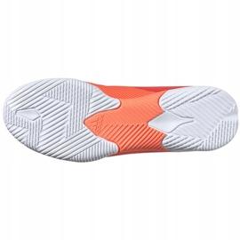 Buty piłkarskie adidas Nemeziz 19.3 In Jr EH0495 wielokolorowe czerwone 4