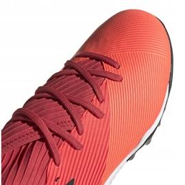 Buty piłkarskie adidas Nemeziz 19.3 Tf M EH0286 wielokolorowe czerwone 3