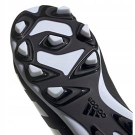 Buty piłkarskie adidas Predator 20.4 FxG Jr FW9221 czarne wielokolorowe 5