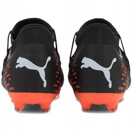 Buty piłkarskie Puma Future 6.3 Netfit Fg Ag Jr 106201 01 wielokolorowe czarne 4