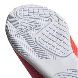 Buty piłkarskie adidas Nemeziz 19.4 In Jr EH0506 pomarańczowe wielokolorowe 5