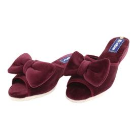 Inblu obuwie damskie  155D119 czerwone 3