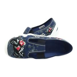 Befado obuwie dziecięce  290Y203 granatowe szare wielokolorowe 5