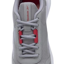 Buty męskie Reebok Energylux 2 szaro-biało-czerwone Q46236 szare 3
