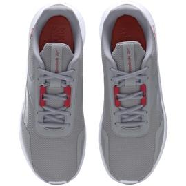 Buty męskie Reebok Energylux 2 szaro-biało-czerwone Q46236 szare 1