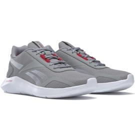 Buty męskie Reebok Energylux 2 szaro-biało-czerwone Q46236 szare 4