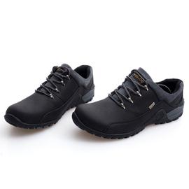 Trapery Trekkingowe HLD925 Czarny czarne 1