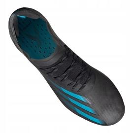 Buty piłkarskie adidas X Ghosted.1 Fg M EG8255 czarne czarne 2