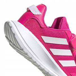 Buty dla dzieci adidas Tensaur Run C różowe EG4145 4