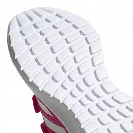 Buty dla dzieci adidas Tensaur Run C różowe EG4145 5